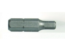 Bit HTa 2.5mm 25mm S2 10ks