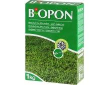 Bopon - hnojivo na trávníky - zaplevelený 1 kg