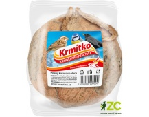 Kokosový ořech plněný 500 g