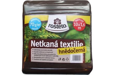 Neotex Rosteto - hnědočerný 70g šíře 10 x 1,6 m
