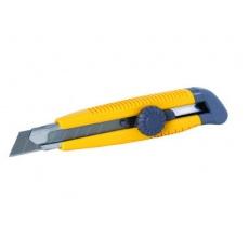 Nůž odlamovací KDS L15 žlutý 18x0. 50mm