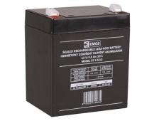 Bezúdržbový olověný akumulátor 12 V/4,5 Ah, faston 4,7 mm