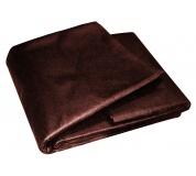 Netkaná textílie 3. 2x10m hnědá 50g/m2