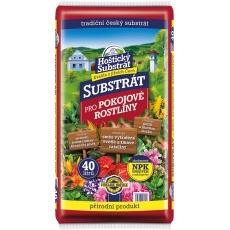 Substrát Forestina - Hoštický Pro pokojové rostliny 40 l