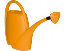 Konev - 2,5 l Spring oranžová s kropítkem