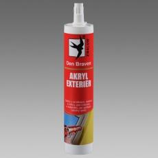 Akryl exterier 310ml bílý