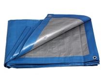 PE plachta PROFI   2x3/140 modr/stř