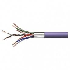 Datový kabel FTP CAT 5E LSZH, 305m - 305m