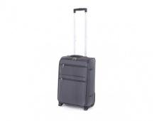 PRETTY UP Kufr cestovní TEX15, malý, šedý