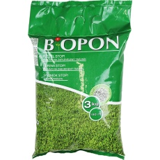 Bopon - hnojivo na trávníky - zaplevelený 3 kg