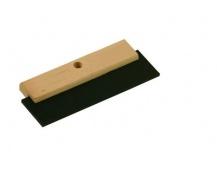 Stěrka dřevo s tvrzenou gumou 180mm