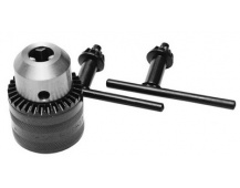 Sklíčidlo 1-13mm + klíček 2ks