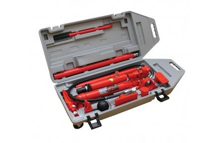 Skládací hydraul.  zařízení 10t