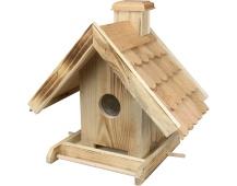 Krmítko pro venkovní ptactvo - č. 09, villa