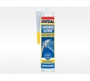 Sanitární silikon 300ml bílý