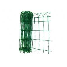 Pletivo okrasné 2/150x90mm 0. 4x25m PVC