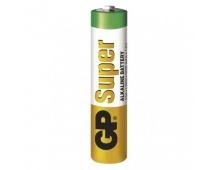 Alkalická baterie GP Super AAA (LR03) - 100ks