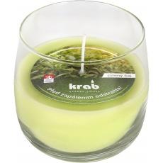 Svíčka sklo - aroma zelený čaj 125 g