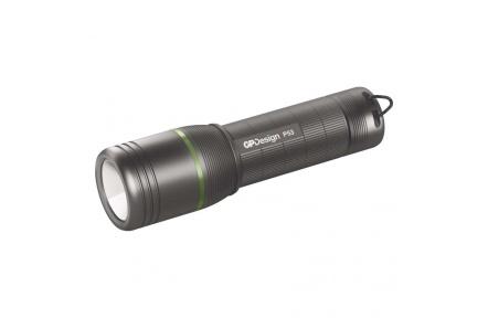 LED ruční svítilna GP Design P53, 300 lm