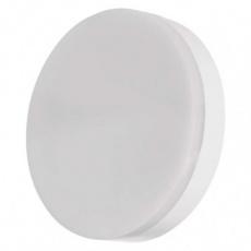 LED přisazené svítidlo, kruhové bílé 24W teplá b., IP44