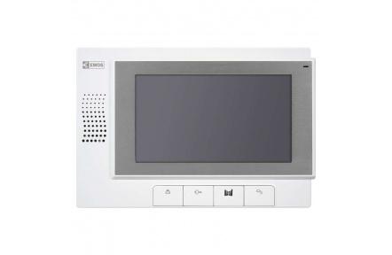 Monitor videotelefonu EMOS RL-03, bílý