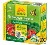 Krystalické hnojivo s lignohumátem - Na plodovou zeleninu 400 g