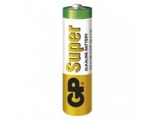 Alkalická baterie GP Super AA (LR6) - 100ks