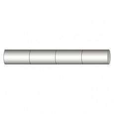 Náhradní baterie do nouzového světla, 4,8 V/4500 mAh D NiCd