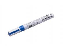 Permanentní značkovač-modrá barva, alu