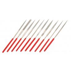 Sada pilníků diamantových FESTA 10ks 100mm