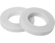 Ovinovací páska Oasis - 13 mm bílá (2 ks)