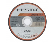Kot. řezný kov 230x2. 5x22. 2 FESTA INDUSTR