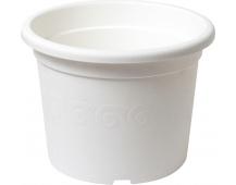 Obal Narcis - bílý 19 cm
