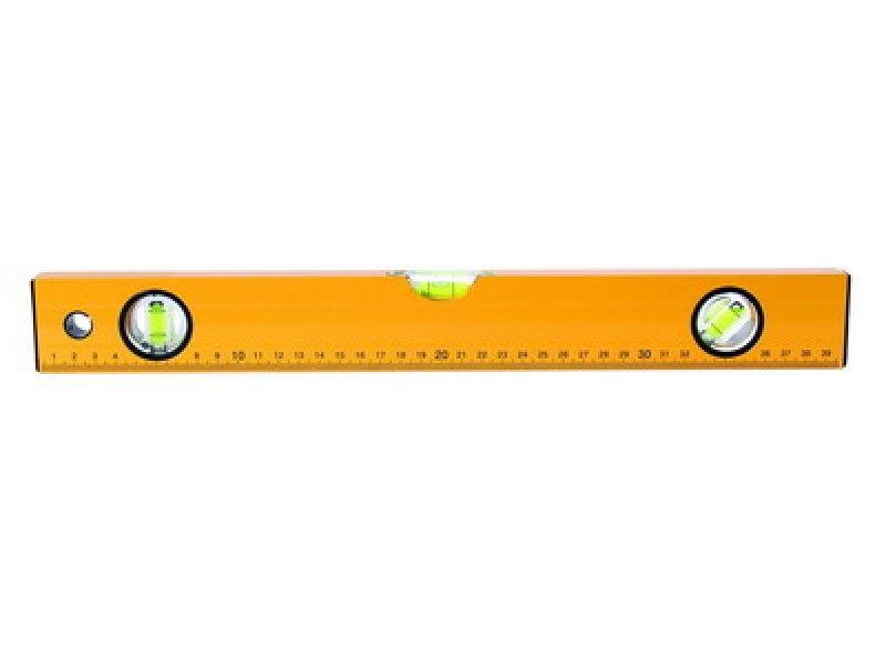 Vodováha 400mm- zednická žlutá