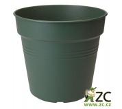 Květináč Green Basics - leaf green 17 cm