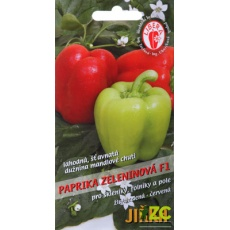 Paprika F1 - Jiřka F1 15-20 semen