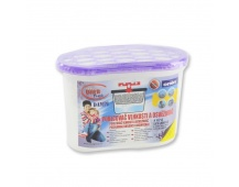 Pohlcovač vlhkosti +osvěžovač vzduchu HUMI 230g levandule