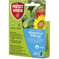 Magnicur Energy - okrasné rostliny, zelenina 15 ml PG