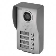 Kamerová jednotka pro videotelefony RL-03, RL-10, 4 tlačítka