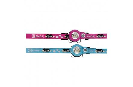 Dětská LED čelovka Krtek P3529 na 2× CR2032, 8 ks - 8ks