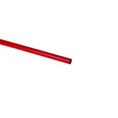 Tužka na sklo,  keramiku červená