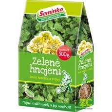 Zelené hnojení - Směs hořčice a řepky - 500 g