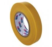 Izolační páska PVC 15mm / 10m žlutá - 10ks