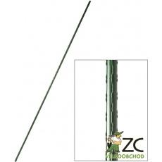 Tyč k rostlinám Rosteto - 150 cm zel. tl. 11 mm