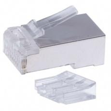 Konektor RJ45 pro FTP CAT6 (drát) CAT6 - 20ks