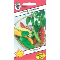 Paprika kozí roh - Orfeus 15-20 semen