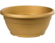 Žardina Similcotto broušená - zlatá 25 cm