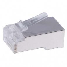 Konektor RJ45 pro FTP kabel (drát) CAT5E - 20ks