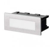 LED orientační vestavné svítidlo 115×70 1,5W neutr.bílá,IP65
