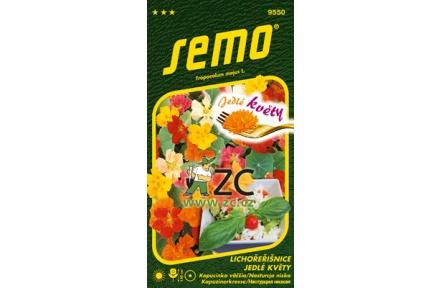 Lichořeřišnice větší - Jedlé květy 2g - série JEDLÉ KVĚTY